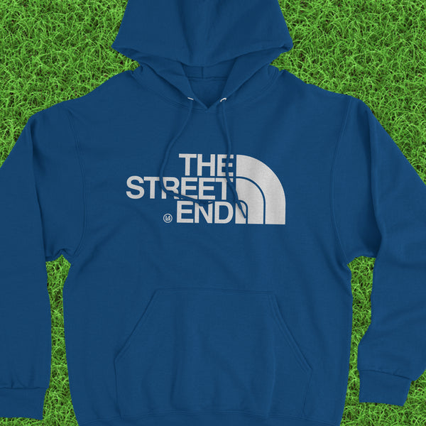 The Street End TNF Logo Hoodie