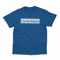 RA30 Richarlison White Logo Tee