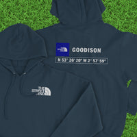 The Street End Goodison GPS Hoodie
