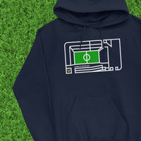 Home Of The Blues Hoodie
