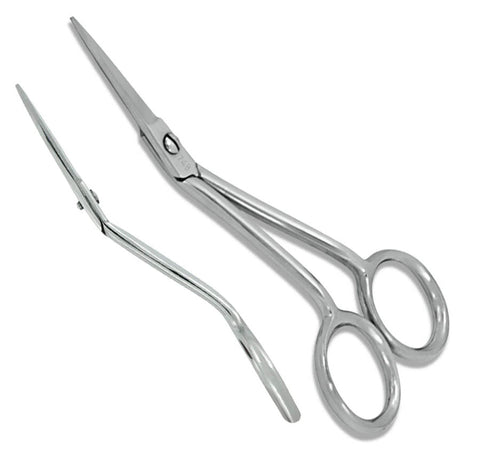 Mini Angled (straight) Machine Embroidery Scissors