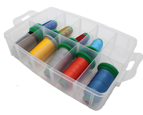 Extra layers for Large Clear Thread Storage Cases ~ AVAILABLE JUNE 1, 2019