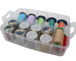 Extra layers for Large Clear Thread Storage Cases