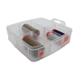 Extra layers for Medium Clear Thread Storage cases ~ AVAILABLE JUNE 1, 2019