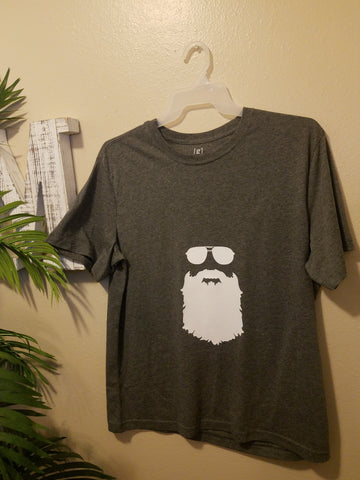 Bearded face shirts