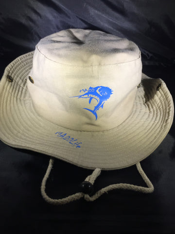 Creme Fishing Hat (3)