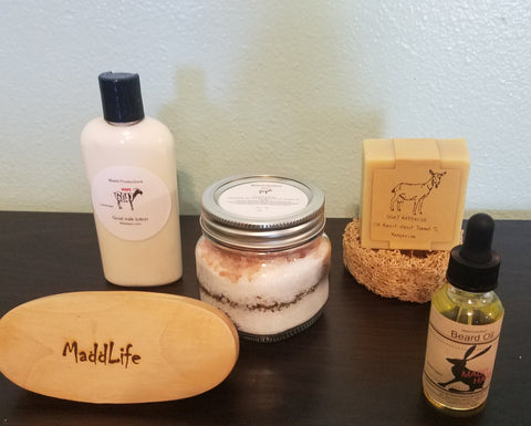 Moisturizing Beard Set for Men
