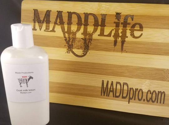 Madd Goat Lotion