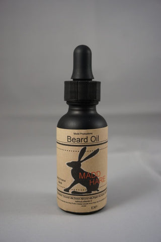Madd Hare Beard Oils