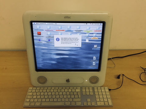 USED-eMac