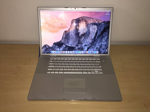 "USED-Late 2007 Macbook pro 15"" 2.2Ghz core 2 duo 1Gb RAM Late A1226"