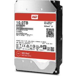 WD Red 10TB 3.5 SATA 256MB