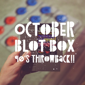 October Blot Box