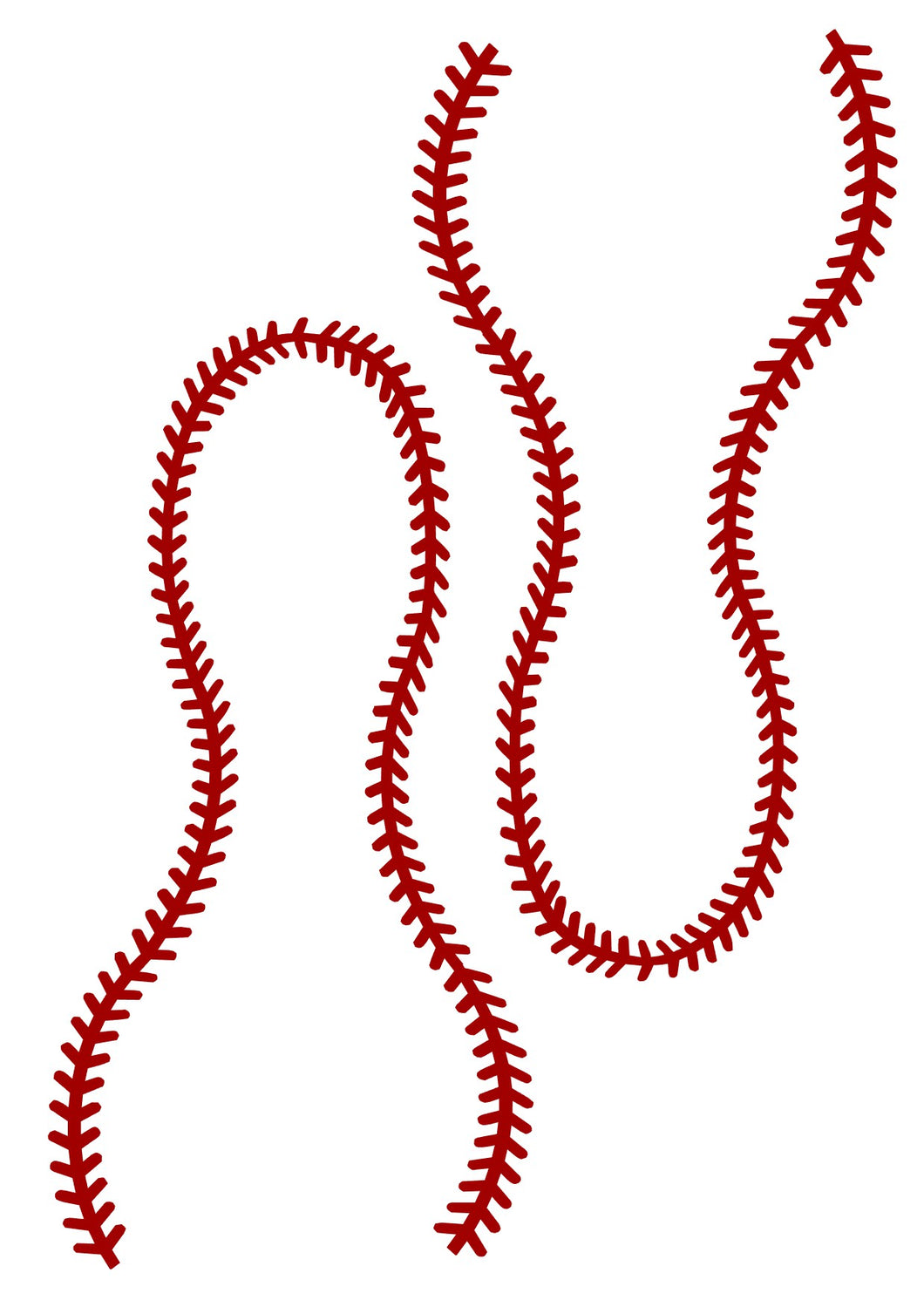Full Cup Baseball Laces