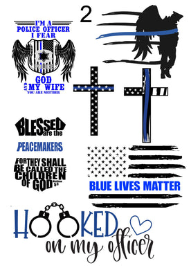 Blue Lives Matter II