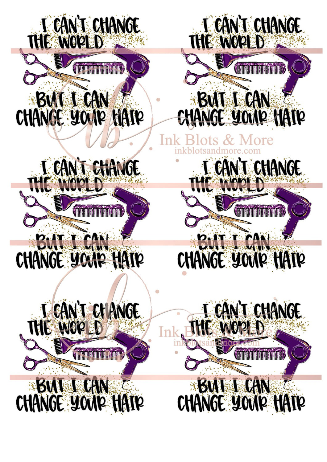 Change Your Hair