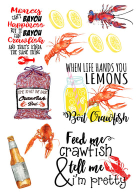 Crawfish-Variety