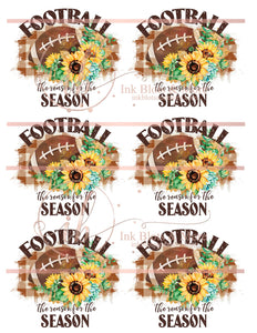 Football Reason for the Season