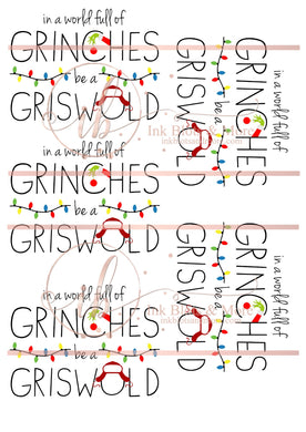 Griswold Grinches