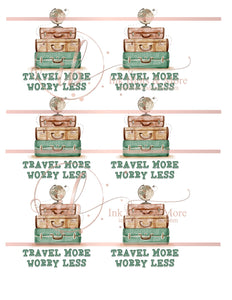 Travel More Worry Less