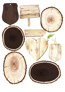 Wooden Slices