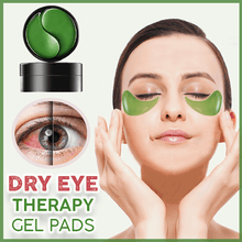Load image into Gallery viewer, (60pcs) Dry Eye Therapy Gel Pads