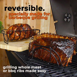 Ribs Grill Stand Rack