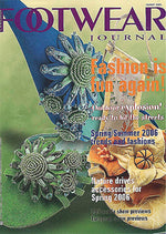 Canadian Footwear Journal - August 2005