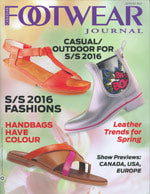 Canadian Footwear Journal - August 2015