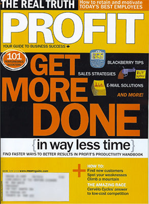 PROFIT Magazine - May, 2006