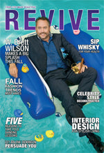 Revive magazine: Fall 2011 issue