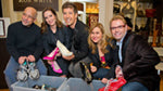 RON WHITE Charity Shoe Drive