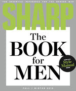 SHARP The Book For Men – Fall/Winter 2016