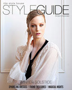The Style House: Style Guide - Holidays 2016