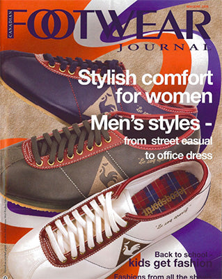 Canadian Footwear Journal - May/June 2006