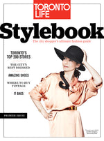 Toronto Life: Stylebook (Premier Issue) 2011