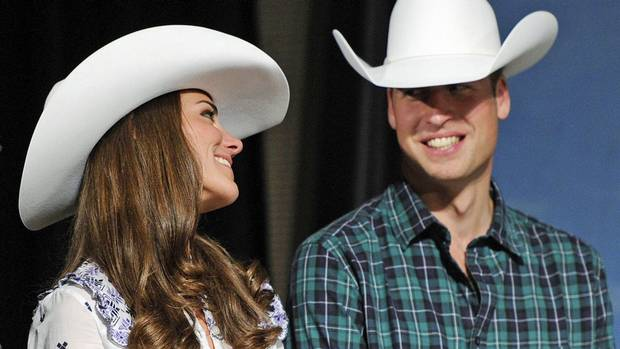 Globe and Mail: January 11, 2012 Royal Visit: Will and Kate's Canadian bounty: hats, hooch and designer shoes