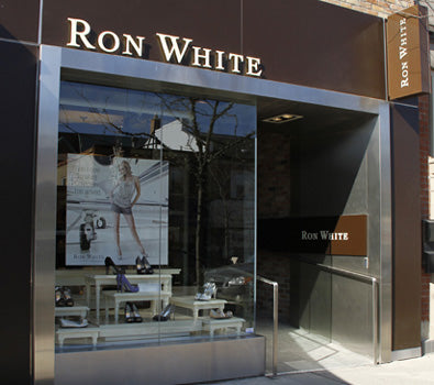 RON WHITE SHOES: New Location OAKVILLE