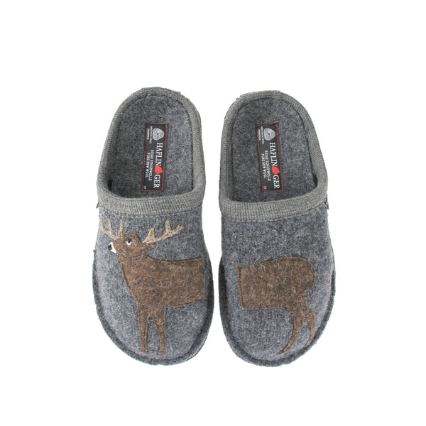 Deer Slipper by HAFLINGER