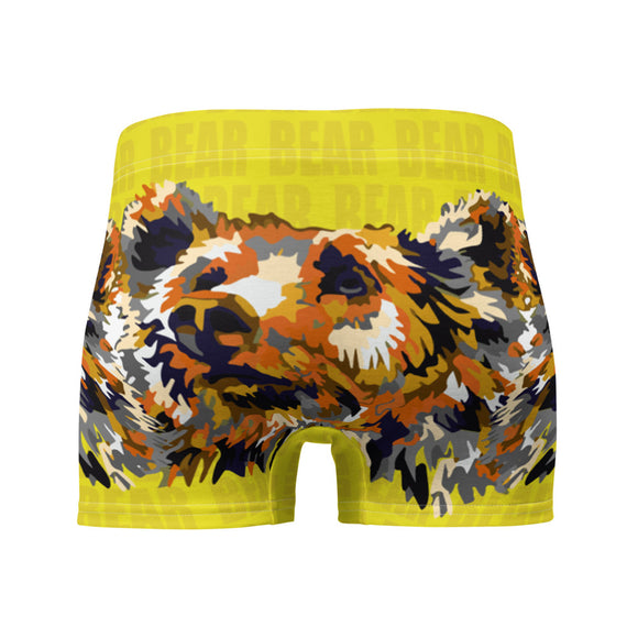 POP BEAR Boxer Briefs Underwear