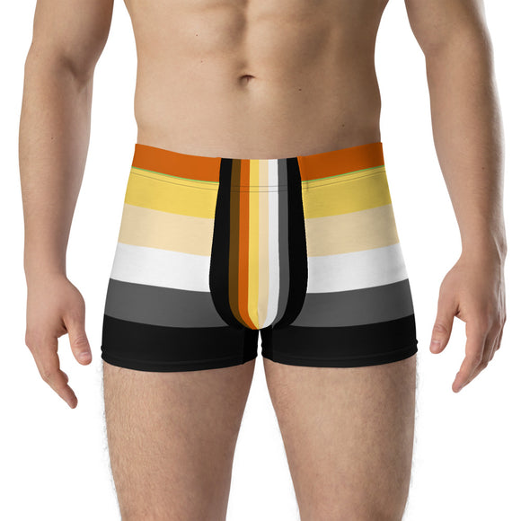 BEAR PRIDE Boxer Briefs Underwear