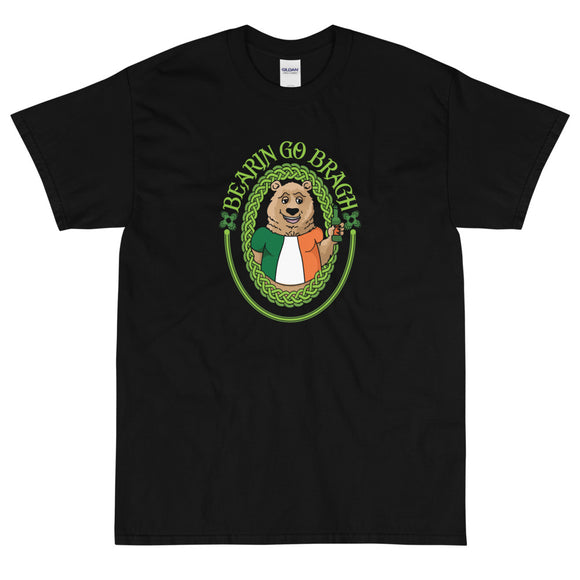 BEARIN GO BRAGH EXTENDED SIZES Short Sleeve T-Shirt