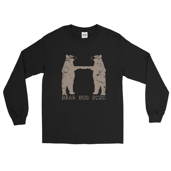 BEAR HUG 2020 Men's Long Sleeve Shirt