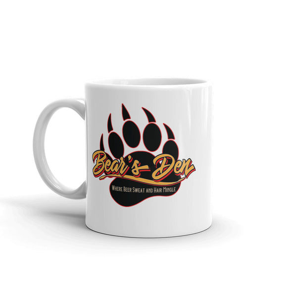 Bear Den Mug - Two on 3rd