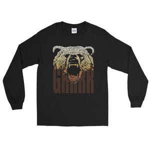 GRRRR Men's Long Sleeve Shirt - Two on 3rd