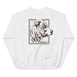 GRIZZLY Sweatshirt - Two on 3rd
