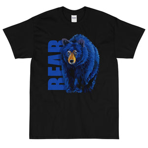 Gallery Grizzly 2 Extended Size Short Sleeve T-Shirt - Two on 3rd