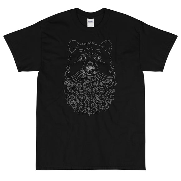 BEAR-D Extended Sizes Short Sleeve T-Shirt - Two on 3rd