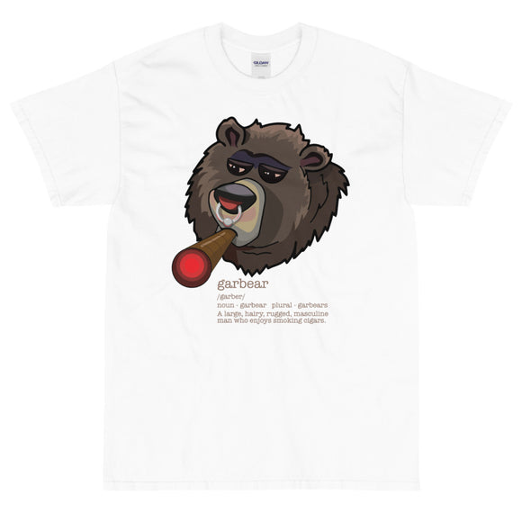 GARBEAR Short Sleeve Extended Sizes T-Shirt - Two on 3rd