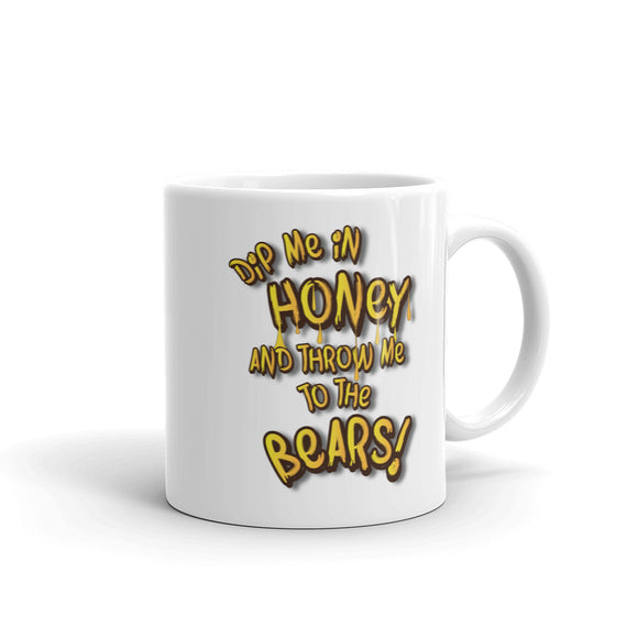 Dip me in Honey Mug - Two on 3rd